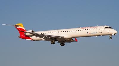 EC-MSB - Bombardier CRJ-1000 - Iberia Regional (Air Nostrum)