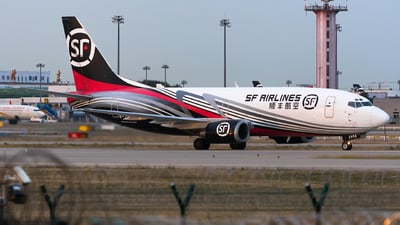 B-2956 - Boeing 737-33A(SF) - SF Airlines