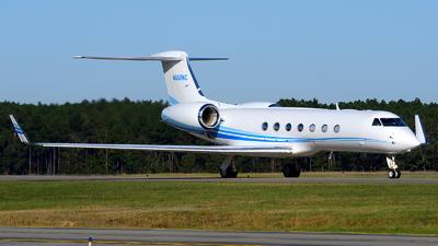 N550MC - Gulfstream G550 - Private