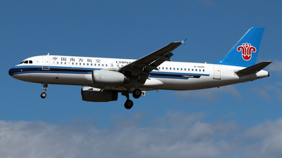 B-6680 - Airbus A320-232 - China Southern Airlines