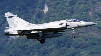 2019 - Dassault Mirage 2000-5EI - Taiwan - Air Force