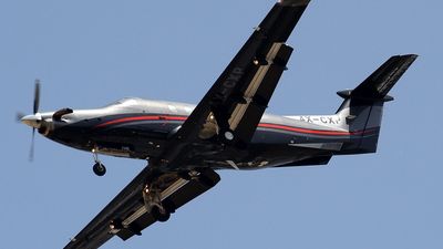 4X-CXP - Pilatus PC-12/47E - Private