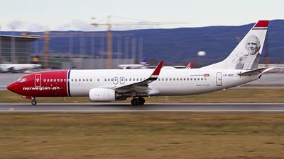 LN-NOC - Boeing 737-81Q - Norwegian