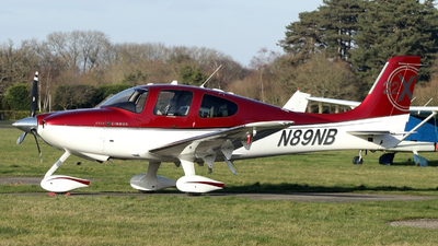 N89NB - Cirrus SR22-Xi - Private