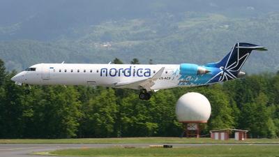 ES-ACF - Bombardier CRJ-701 - Nordica