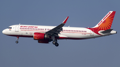 VT-EXI - Airbus A320-251N - Air India