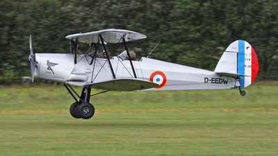 D-EEDW - Stampe and Vertongen SV-4C - Private