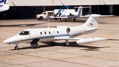 LV-AIT - Bombardier Learjet 35 - DPA Tierra del Fuego