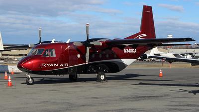 N348CA - CASA C-212-CC Aviocar - Ryan Air