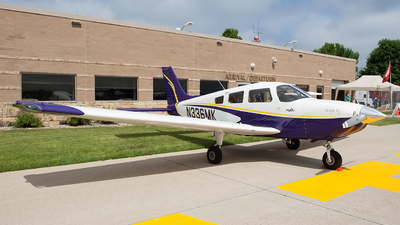 N336MK - Piper PA-28-181 Archer TX - Private