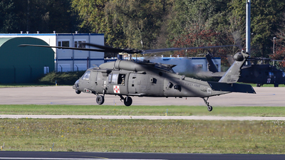 11-20403 - Sikorsky HH-60M Blackhawk - United States - US Army