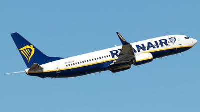 9H-QAZ - Boeing 737-8AS - Malta Air (Ryanair)