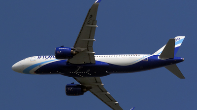 VT-IVW - Airbus A320-271N - IndiGo Airlines
