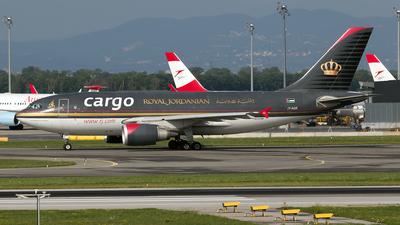 JY-AGR - Airbus A310-304(F) - Royal Jordanian Cargo