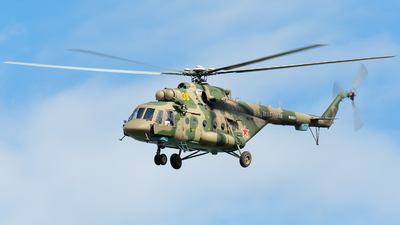 RF-04514 - Mil Mi-8AMTSh Hip - Russia - Air Force