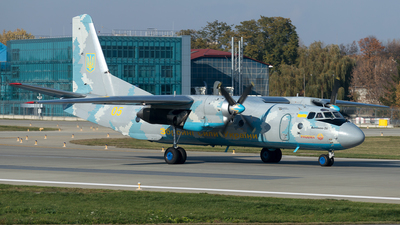 05 - Antonov An-26 - Ukraine - Air Force
