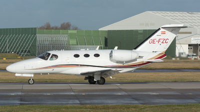 OE-FCZ - Cessna 525A CitationJet CJ2 - GlobeAir