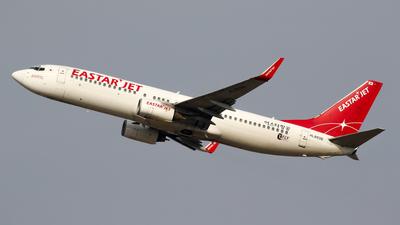 HL8036 - Boeing 737-86N - Eastar Jet