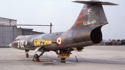 MM6504 - Lockheed F-104G Starfighter - Italy - Air Force