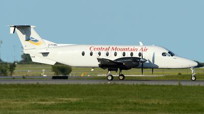 C-FCMU - Beech 1900D - Central Mountain Air
