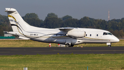 OY-NCJ - Dornier Do-328-310 Jet - Sun-Air of Scandinavia