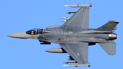 90-0747 - General Dynamics F-16CG Fighting Falcon - United States - US Air Force (USAF)