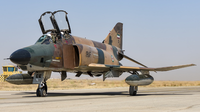 2-6504 - McDonnell Douglas RF-4E Phantom II - Iran - Air Force