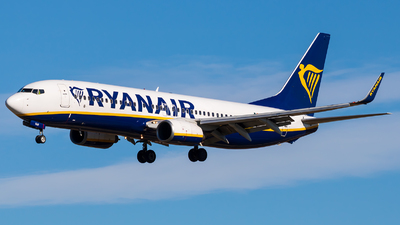 EI-DAD - Boeing 737-8AS - Ryanair