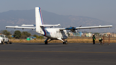 9N-ABU - De Havilland Canada DHC-6-300 Twin Otter - Nepal Airlines