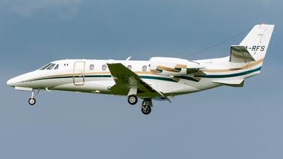 XA-RFS - Cessna 560XL Citation XLS+ - Private