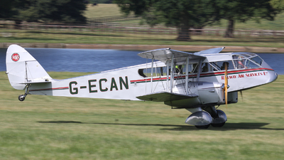 G-ECAN - De Havilland DH-84 Dragon - Private