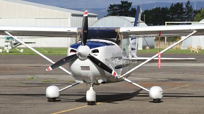 ZK-MRH - Cessna T182T Turbo Skylane - Private