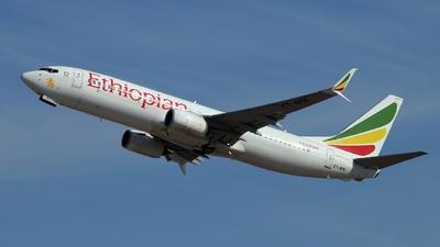 A picture of ETAPK - Boeing 737860 - Ethiopian Airlines - © ikeharel