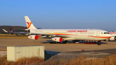 A picture of PZTCR - Airbus A340313 - [0242] - © Óscar López Herrero
