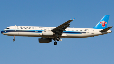 B-6319 - Airbus A321-231 - China Southern Airlines