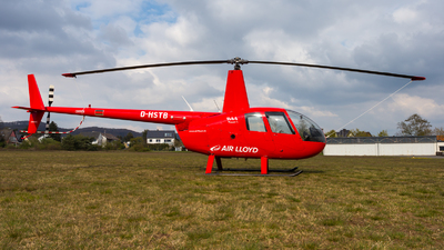D-HSTB - Robinson R44 Raven - Air Lloyd