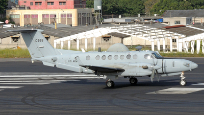 11-00268 - Beechcraft MC-12S Huron - United States - US Army