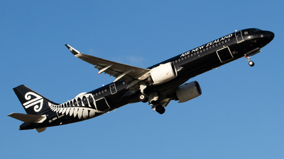 ZK-NNA - Airbus A321-271NX - Air New Zealand