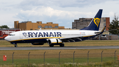 A picture of 9HQBB - Boeing 7378AS - Ryanair - © Kenneth Jögren Plakso
