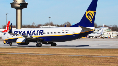 A picture of EIFZO - Boeing 7378AS - [44787] - © Fabian Klamm