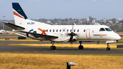 A picture of VHZRY - Saab 340B - Regional Express - © Clayton Ferguson