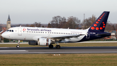 A picture of OOSSG - Airbus A319112 - [1160] - © Borut