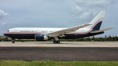 N2767 - Boeing 767-238(ER) - Private
