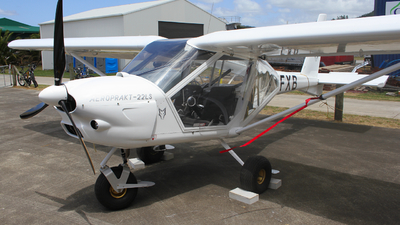 ZK-FXB - Aeroprakt A22LS Foxbat - Private