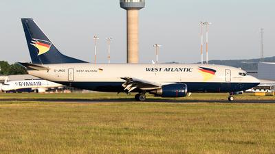 G-JMCO - Boeing 737-3T0(SF) - West Atlantic Airlines