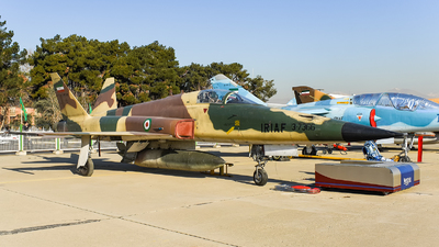 3-7366 - Northrop F-5E Saeghe - Iran - Air Force