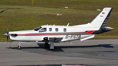 D-FSTB - Socata TBM-850 - Private