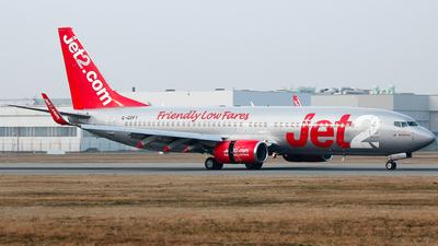 A picture of GGDFY - Boeing 73786Q - Jet2 - © Flavio Renzi