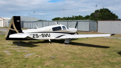 ZS-SVU - Mooney M20TN Acclaim - Private