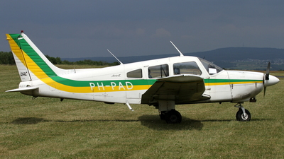 PH-PAD - Piper PA-28-181 Archer II - Stichting Rotterdam Aviation
